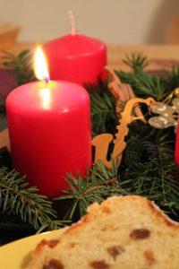 Saxophonunterrichts-Gutscheine unterm Weihnachtsbaum...