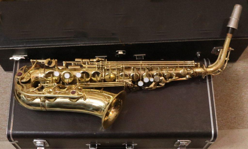 Yamaha Altsaxophon leihen